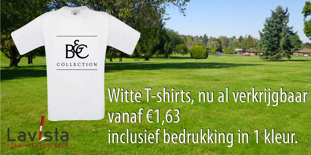 T-shirtactie